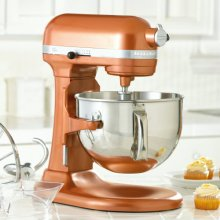 Professional 600 Series Bowl Lift Stand Mixer In Pearl