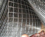 Welded Wire Mesh Surface Treatment: Electro Galvanizing