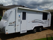 Jayco Poptop Caravan - Double bed + Bunks