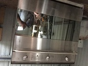 Smeg stainless steel oven
