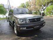 lexus lx 470 Lexus LX470 (4x4) (1999) 4D Wagon Automatic (4.7L