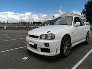 1998 Nissan Skyline Nissan R34 Skyline GTT track proven 1998 2.5L