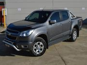 2013 HOLDEN colorado 2013 Holden Colorado LTZ 4x4 Dual Cab Auto