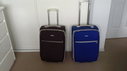 LANZA SUITCASES - 2 Identical