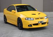 2006 holden 2006 Holden Special Vehicles Coupe GTO Auto
