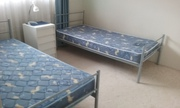 Single Beds with Matresses