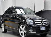 2009 MERCEDES-BENZ 2009 Mercedes-Benz C220 CDI Avantgarde Special Edi