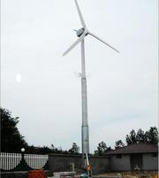 30KW wind turbine generator